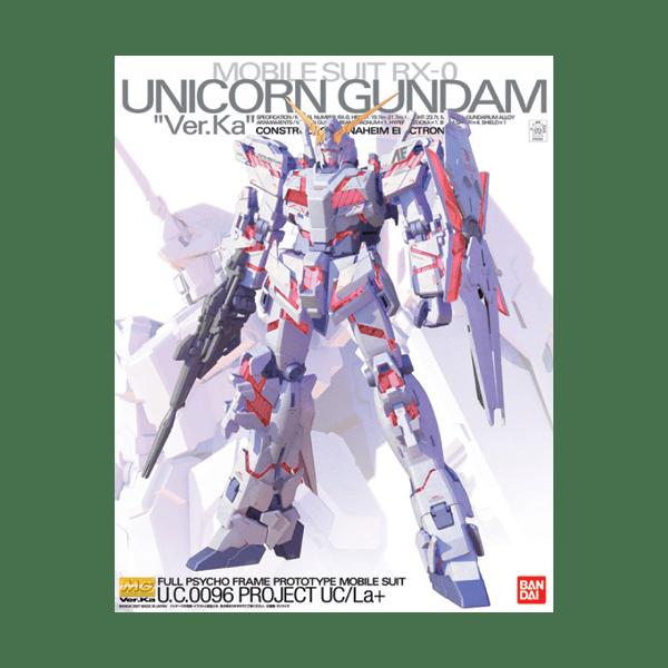 Mg Unicorn Gundam Ver  Ka