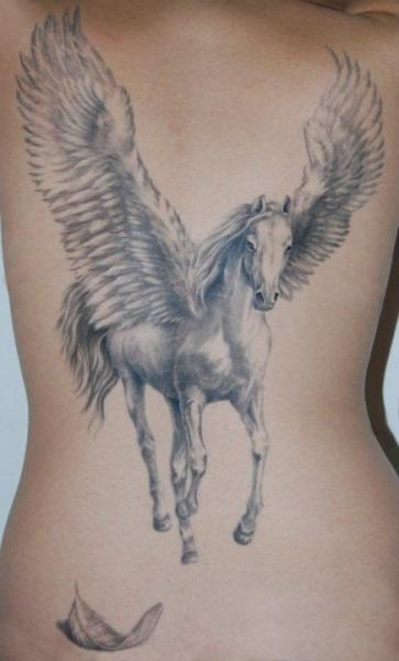 Michele Pitacco Pegasus …