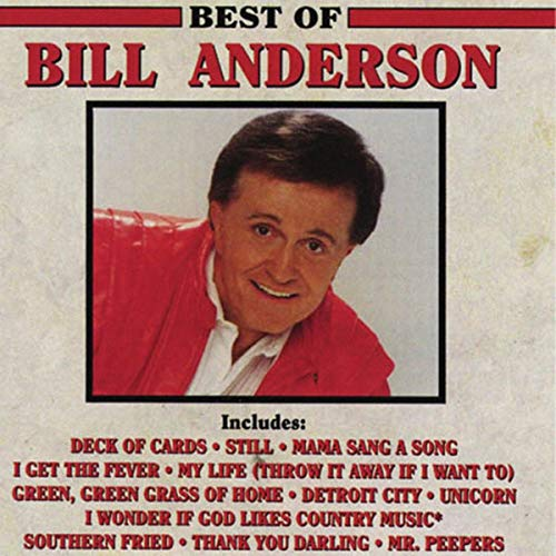Mr  Peepers By Bill Anderson On Amazon Music