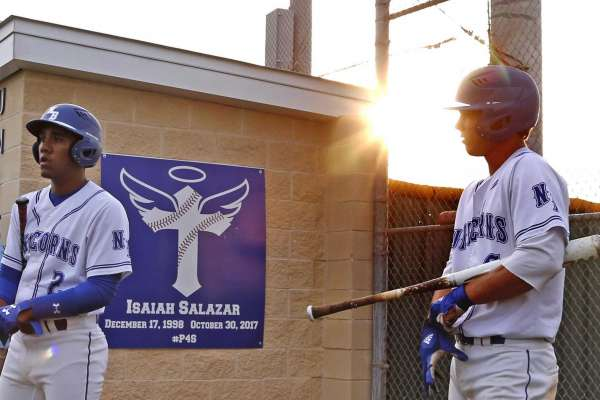 New Braunfels Motivated By Memory Of Fallen Teammate