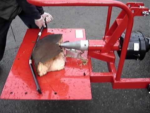 New Cone Log Splitter Parts