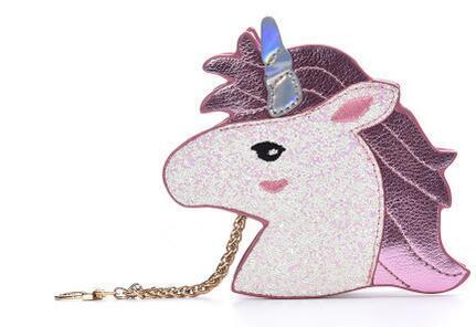 New Design Fashion Unicorn Bag Symphony Skinnydip Wallet Hologram