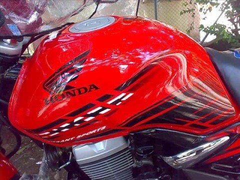 New Honda Unicorn 2008 (slide Show)