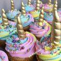 Fondant Unicorn Horn For Cupcakes