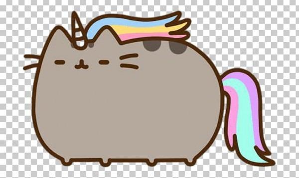 Pusheen Unicorn Png, Clipart, Icons Logos Emojis, Pusheen Free Png