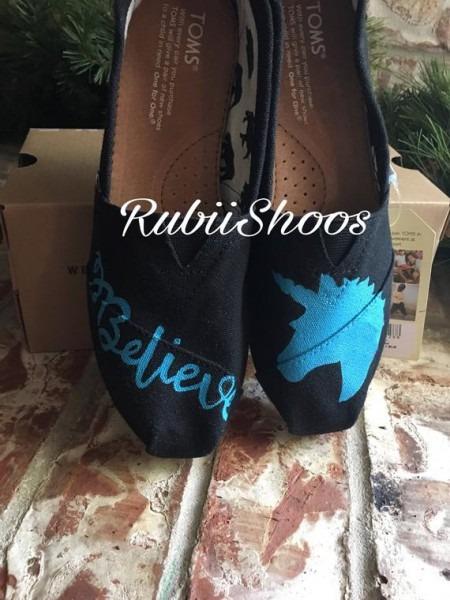Rubiishoos Original Women's Toms