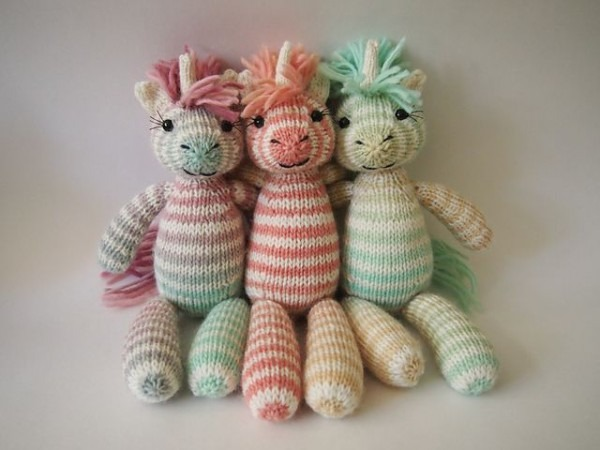 Skip The Crochet, Make With Socks For Sock Unicorns, Make With