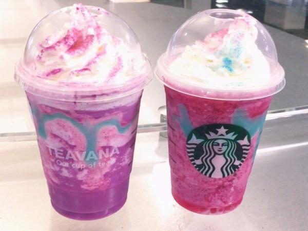 Starbucks' Unicorn Frappuccino Review