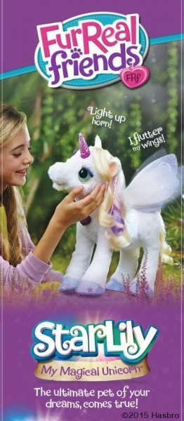 Starlily My Magical Unicorn The Ultimate Pet Of Your Dreams, Comes