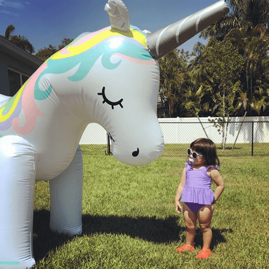 Summer Magic  Ginormous Unicorn Sprinkler