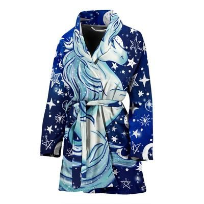 Super Cute Flying Unicorn 3d Bathrobe Best Design For Women Shop