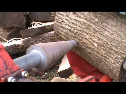 Thackery Unicorn Log Splitter By Gravely Part2