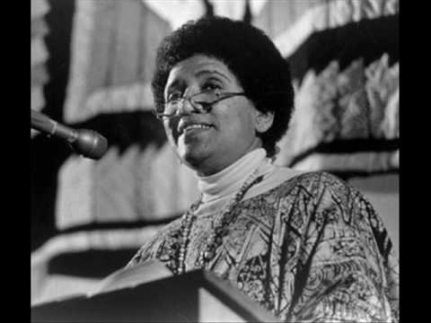 The Black Unicorn,  By Audre Lorde