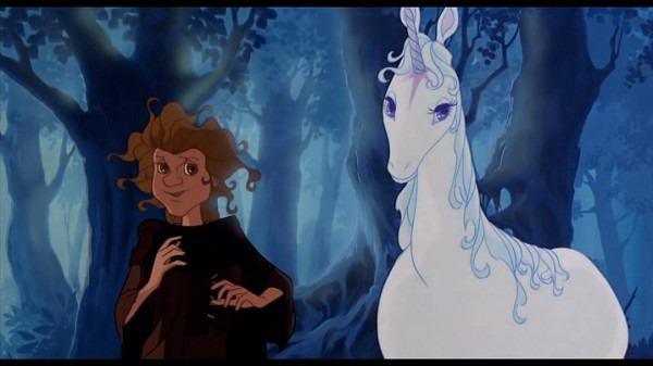 The Last Unicorn – Enchanted Edition (blu