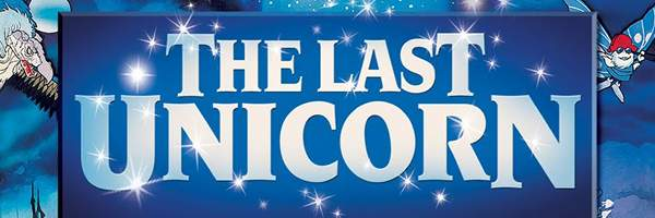 The Last Unicorn Blu