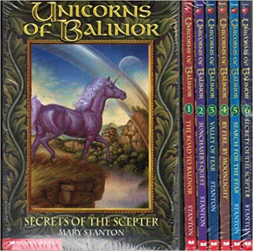 The Unicorns Of Balinor 6 Title Set   Volumes 1 Thru 6   The Road
