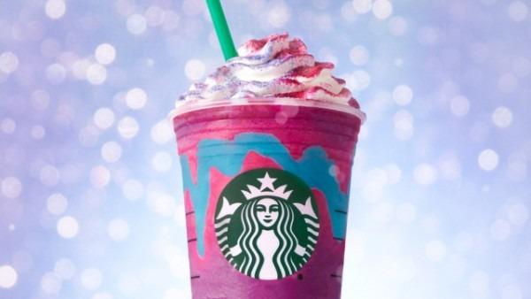 Three Emojis That Describe How The Starbucks Unicorn Frappuccino