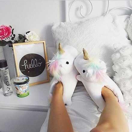 Treat Yourself With Unicorn Inspired Makeup, Merchandise