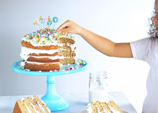 Unicorn Birthday Cake Celebrations