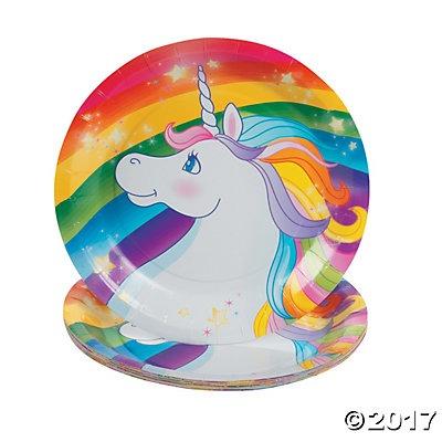 Unicorn Birthday Party With Oriental Trading