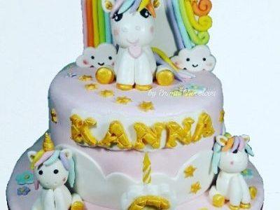 Unicorn Cake Ideas Easy