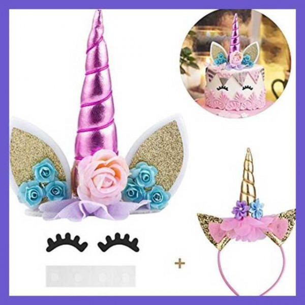 Unicorn Cake Topper For Sale Online