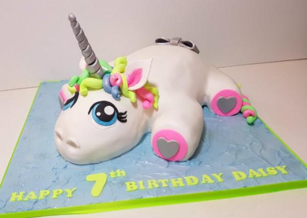 Unicorn Cakes  Kitty Unicorn Cake