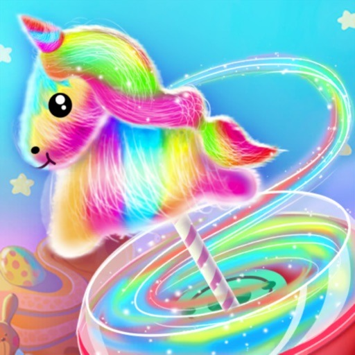 Unicorn Cotton Candy Maker By Aysha Irfan