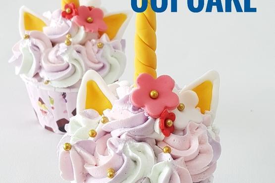 Unicorn Cupcake (child & Adult Baking Class)