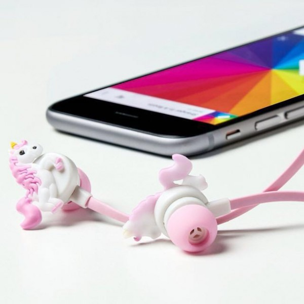 Unicorn Earphones From Primark, Electronics, Audio On Carousell