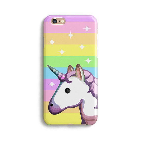 Unicorn Emoji Rainbow Sparkle Iphone X Case
