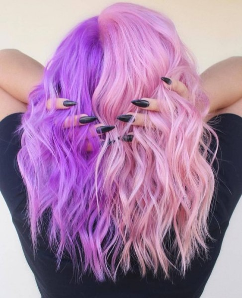Unicorn Hair Dye