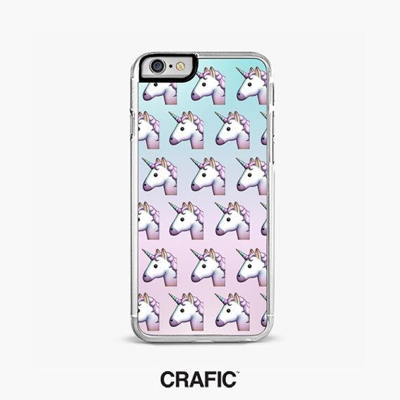 Unicorns Iphone 8 Case Emoji Iphone 6s Case Pink Iphone 6 Plus