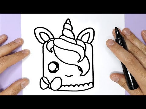 Videos Matching How To Draw A Cute Unicorn Cake