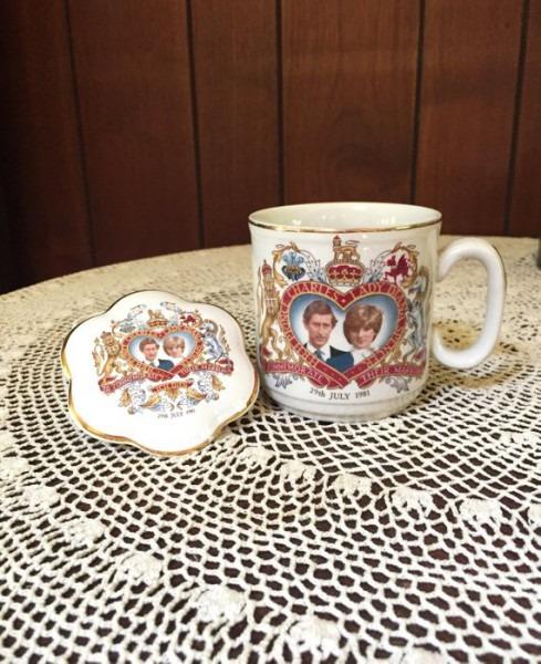 Vintage Royal Wedding