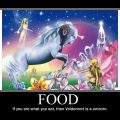 Voldemort You Are What You Eat Unicorn