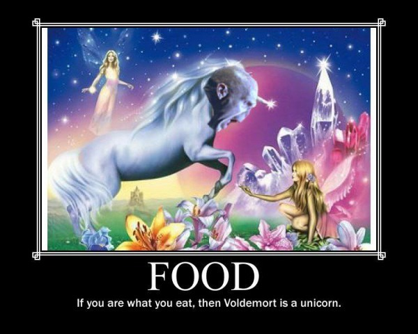 Voldemort You Are What You Eat