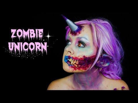 Zombie Unicorn I Halloween 2016
