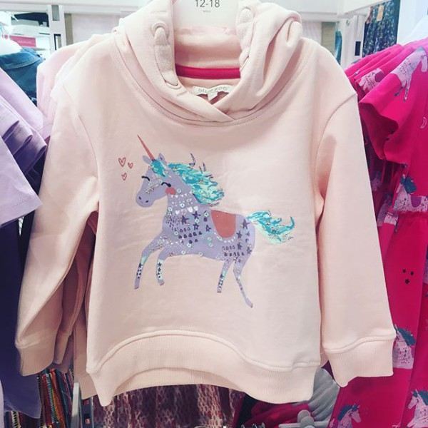 🦄 💕my Sparkly Unicorn In @debenhams 🦄💕 Made Into A Little
