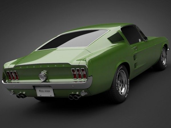 1967 Ford Mustang Fastback  My Unicorn  First Car