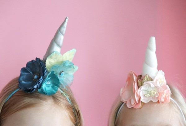 19+ Unicorn Headband Diys