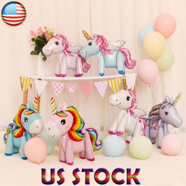 1 Pc Party Glasses Costume Unicorn Shaped Pink Accessory