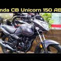 Honda Unicorn 150 Bs4