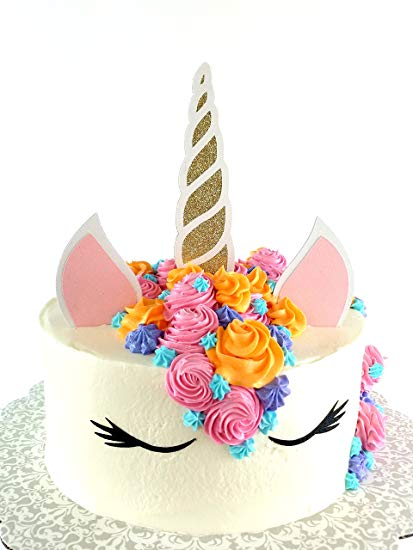 Amazon Com  Cms Design Studio Handmade Unicorn Birthday Cake