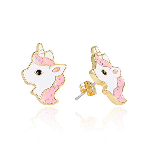 Amazon Com  Hypoallergenic Gold Unicorn Jewelry Animal Horse