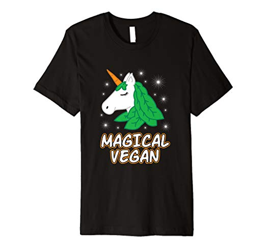 Amazon Com  Magical Vegan T