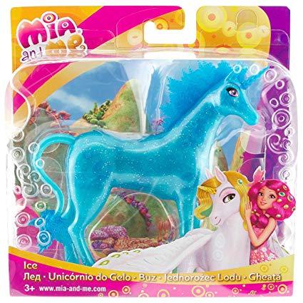Amazon Com  Mia & Me Small Unicorn Ice  Toys & Games