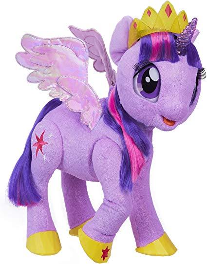 Amazon Com  My Little Pony Movie Toy  Magical Princess Twilight