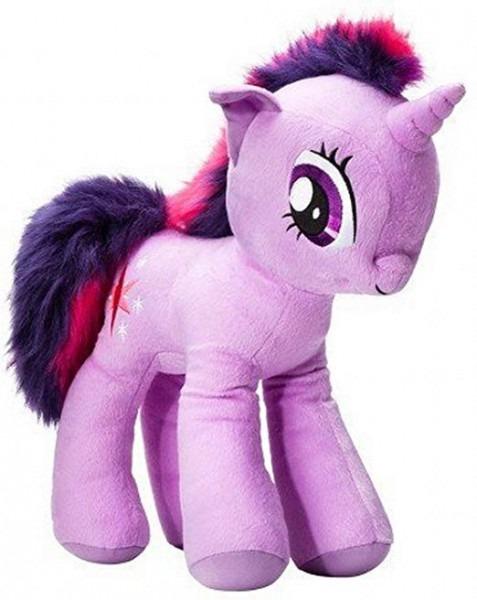 Amazon Com  My Little Pony Purple Unicorn Twilight Sparkle Plush
