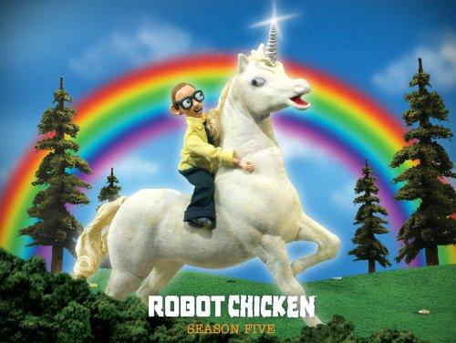 Amazon Com  Robot Chicken Season 5  Amazon Digital Services Llc